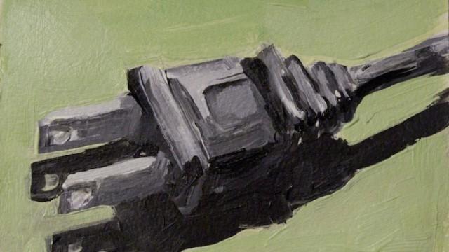 "Tiny Paintings 4x5"""
